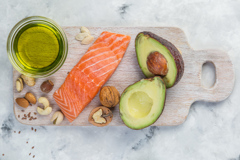 healthy fats keto diet