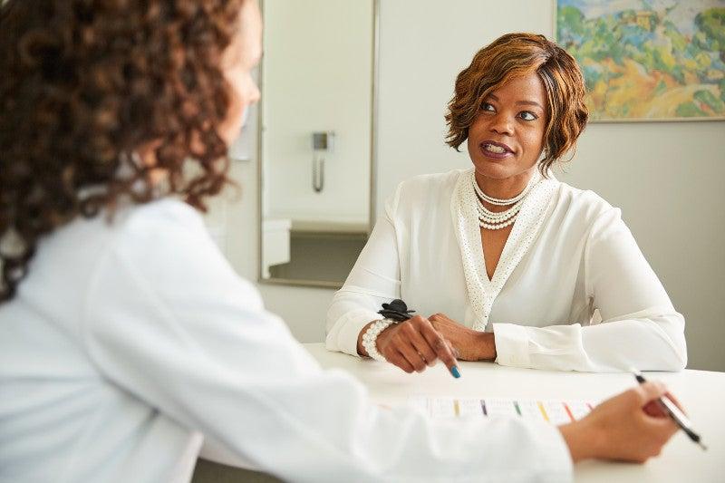 Functional Medicine Patient Visit