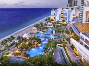 Diplomat Beach Resort, Hollywood, FL