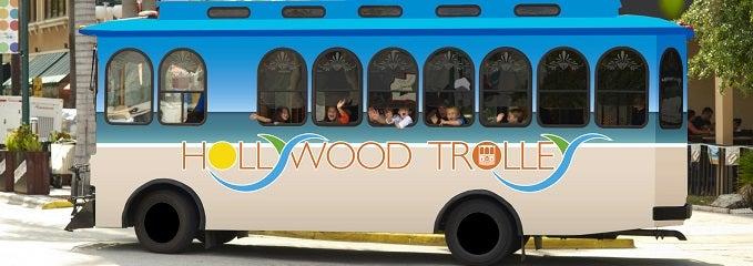 Hollywood-Trolley