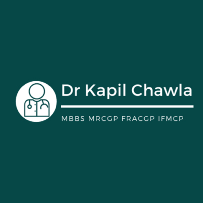 Dr. Kapil Chawla, MBBS MD MRCGP FRACGP IFMCP
