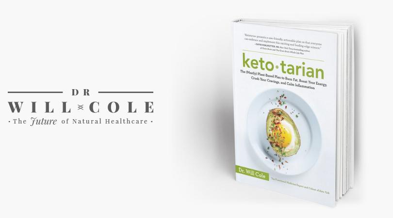 Will Cole Ketotarian Book Social Banner