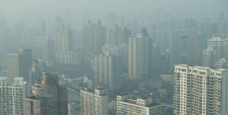 City Pollution Smog