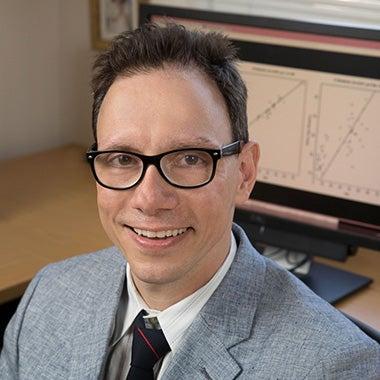 Dr. Steven Horvath, PhD, ScD
